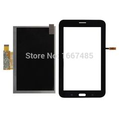 For Samsung T111 Galaxy Tab 3 Lite 7.0 3G Touch Screen Digitizer+LCD display Parts Replacement