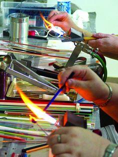 Glass Bead at the John C. Campbell Folk School | folkschool.org