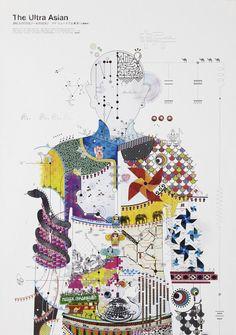 The Ultra Asian, campagna sviluppata dall'agenzia Dentsu per l'Adfest 2011 Exhibition: mostra asiatica dedicata all'adversiting