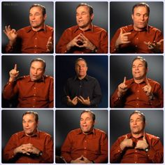 Mike Bickle Masonic Hand Sign Collage