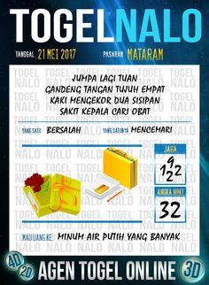 Paito JP 4D Togel Wap Online TogelNalo Mataram 21 Mei 2017