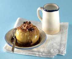 Baked apples #recipe