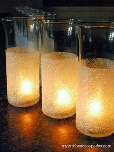 Welcome Glow #gilded #craft