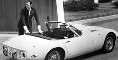 If James Bond drove it, it HAS to be cool, right? See how the Toyota 2000GT has influenced generations of sports cars to come and get the details on why it was such an amazing icon!   http://blog.toyotaoforlando.com/2013/12/toyota-2000gt-defines-cool-comes-classic-cars/