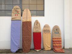 Custom Board Bag / Sagebrush Board Bags