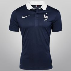 Camisa Seleção França Home 2014