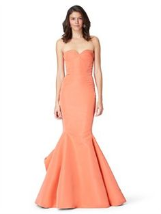 SWEETHEART SLIM FISHTAIL GOWN
