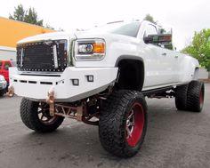 2015 GMC Sierra 3500 DENALI monster truck