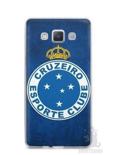 Capa Capinha Samsung A7 2015 Time Cruzeiro #3