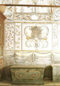 wedish, Gustavian, and Nordic Style FurnitureJocasta Innes