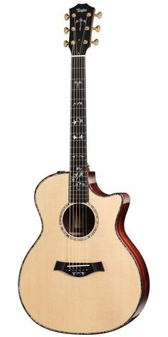 Taylor 914CE Grand Auditorium Cutaway Acoustic Electric Guitar