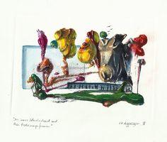 Gemäldemacher . Joachim R. Niggemeyer: Titel: Der innere Schweinehund und dessen Erschein...