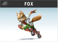 I got Fox! Which Super Smash Bro Are You?