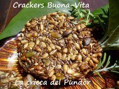 Crackers Buona-Vita - ORTOANTICOBIO