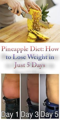 Pineapple Diet: How to Lose Weight in Just 5 Days – ParadiseLife – Food And Drink Super Healthy Recipes, Diet Snacks, Healthy Snacks For Kids, Healthy Foods To Eat, Diet Recipes, Healthy Eating, Pineapple Diet, Diet Plans To Lose Weight Fast, Losing Weight