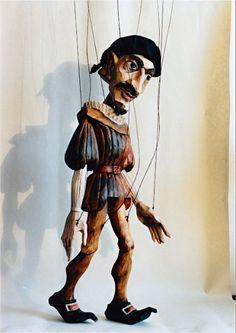 Antonin  Müller- Marionette