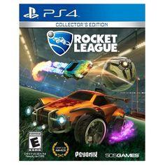Rocket League: Collector's Edition (PlayStation 4)