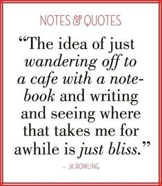 & Quotes: Writing with J. Rowling Writing quote by J. Rowling: Notes & Quotes Series by Writing quote by J. Rowling: Notes & Quotes Series by Writing Advice, Writing A Book, Writing Prompts, Writing Notebook, Fiction Writing, Start Writing, Writer Quotes, Book Quotes, Wisdom Quotes