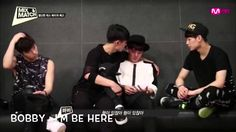Bobby always takes care of iKON and ...
