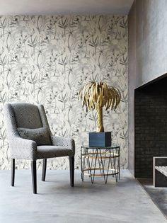 Behang van BN Wallcoverings Designed for living, verkrijgbaar bij www.kokwonenenlifestyle.nl