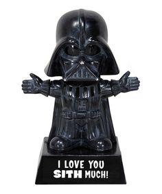 I love you... Vader