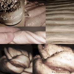 Norwegische Kaneelknuter Bread, Oven, Recipies, Brot, Baking, Breads, Buns