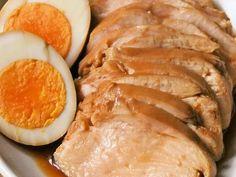 5分で簡単!胸肉やわらか鶏チャーシュー✿の画像