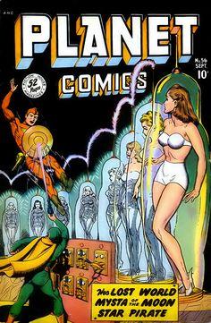 Digital Comic Museum Viewer: Planet Comics 056 -now c2c - Planet 56 00fc…