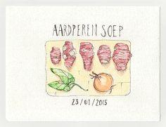 #1. Aardperensoep by Annemarie Gorissen