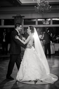 I Want A Picture Just Like This Ballroom Dancing Bride And Groom