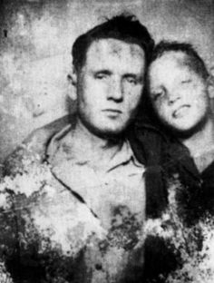 Elvis and his Dad.