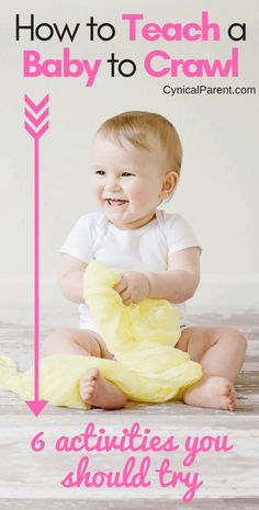 to Teach Baby to Crawl: 6 Activities You Should Try - Cynical Parent, . How to Teach Baby to Crawl: 6 Activities You Should Try - Cynical Parent, How to Teach Baby to Crawl: 6 Activities You Should Try - Cynical Parent, The Babys, Get Baby, Baby Sleep, Parenting Humor, Parenting Hacks, Parenting Plan, Parenting Styles, Foster Parenting, Parenting Classes