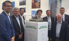 GROZA Waal wint selectie energieneutraal centrumplan Westwijk in Vlaardingen http://www.groza.nl www.groza.nl, GROZA
