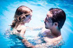 Pai e filha :)