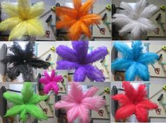 Pretty! DIY decoration 10/20/50pcs  natural ostrich feathers  8-12inch/20-30cm