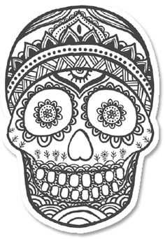 You'll find this design in our sketchpad!  Ideal when you only have a few minutes to spare. Cut it out once you've colored it in to use as a lovely decoration for cards or gifts.