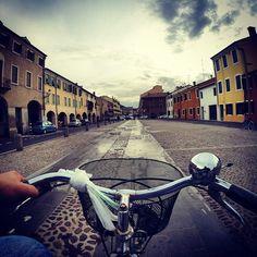 Bicicletta a Padova