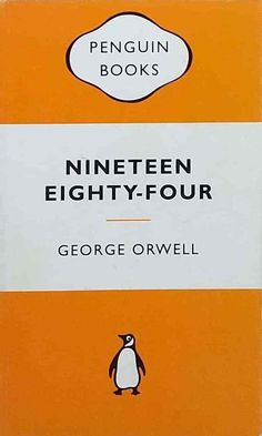 Nineteen Eighty-four George Orwell Popular Penguin good used condition paperback Nineteen Eighty Four, George Orwell, Penguin Books, Penguins, Georgia, Audio, Popular, Most Popular, Penguin