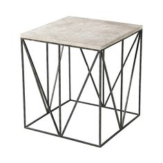 Side Tables - DALLON Side Table - Duralee Furniture