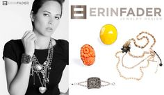 Introducing @Erin Fader Jewelry