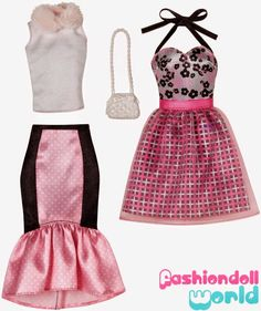 Barbie Dreamhouse - Fashion Packs 2015:
