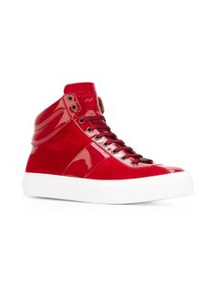Jimmy Choo 'Belgravia' hi-top sneakers