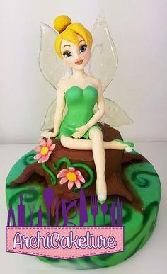 ❤Tinkerbell Cake Topper❤