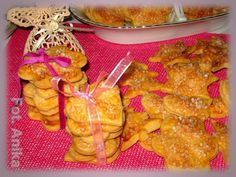 Domowa kuchnia Aniki: Świąteczne ciasteczka półfrancuskie z grubym cukre...