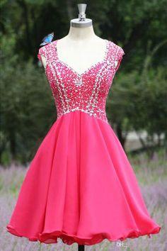 Chiffon Homecoming Dresses#ChiffonHomecomingDresses Short Prom Dress#ShortPromDress Sexy Prom Dress#SexyPromDress