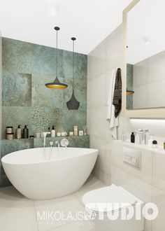 Beautiful Bathrooms using the Warm Allure of Yellow Mint Bathroom, Yellow Bathrooms, Bathroom Wall, Small Bathroom, Master Bathroom, Modern Bathroom Design, Bathroom Interior Design, Bathroom Renovations, Home Remodeling