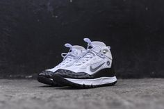 Nike Air Zoom Terra Sertig '16 - White / Reflect Silver / Black