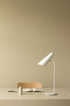 Siro Table Lamp is designed to fit perfectly on the desk, shelf or a nook that needs to be lit.