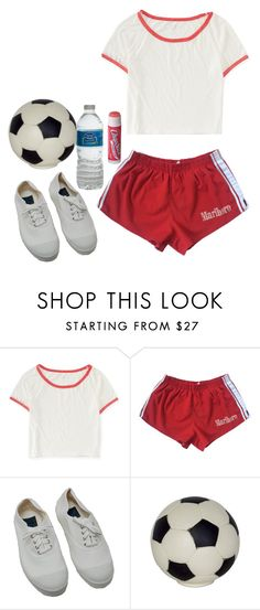 tomboy by naughty-nymphets on Polyvore featuring мода, Aéropostale, Bensimon, Chapstick, sporty and tomboy