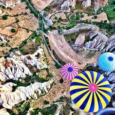 balloons [by Rox Cappadocia]
